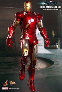 "Hot Toys MMS185 Avengers Iron Man Mark VII ""NEW"""