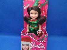 Barbie~Kelly~Chelsea~Holiday~Christmas~ELF~2013~Target