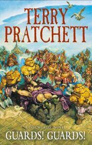 Guards! Guards!: (Discworld Novel 8) (Discworld... by Pratchett, Terry Paperback