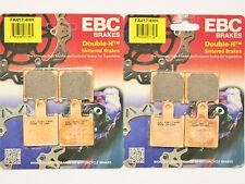 EBC HH Front Brake Pads 07 08 09 10 11 12 Kawasaki Ninja ZX6R ZX6R FA417/4HH