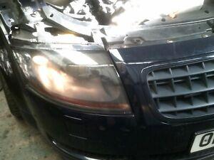 Audi TT mk1 Drivers R/H Halogen headlight, black insert, Collection only,