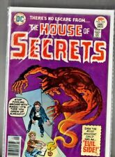 """vintage DC comic """" The HOUSE of SECRETS # 143 """" bagged & boarded"""