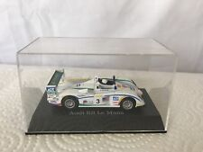 NEWRAY AUDI R8 LE MANS 2005 WINNER 1:64 SCALE USED
