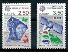 France 1991 Europa Yvert n° 2696 et 2697 neuf ** 1er choix