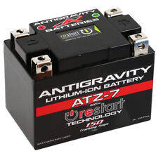 Antigravity ATZ-7 'RE-START' Lithium Motorcycle Battery - 150CCA  / 7 Ah / 0.6kg