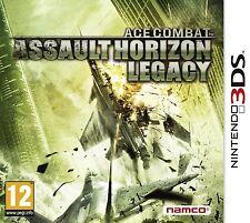 Ace Combat Asalto Horizon Legacy (Nintendo 3DS) NUEVO PRECINTADO