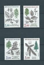 ARBRES - 1985 YT 2384 à 2387 - TIMBRES NEUFS** LUXE