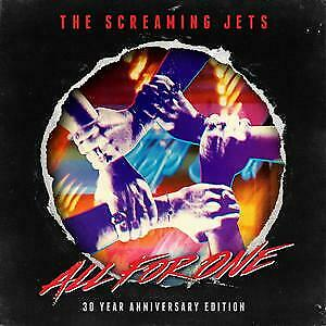 The Screaming Jets - All For One: 30 Year Anniversary Edition (CD)