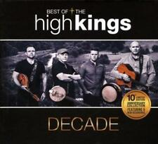 THE HIGH KINGS - DECADE: THE BEST OF NEW CD