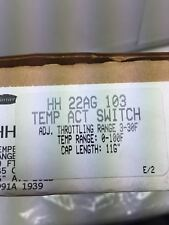 CARRIER HH-22AG-103 THERMOSTAT