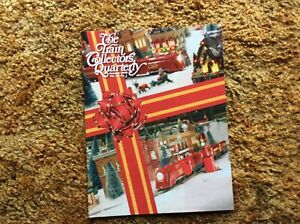The Train Collectors Quarterly Jan. 2008