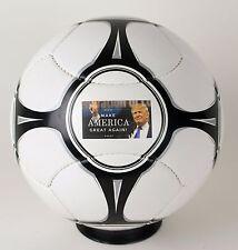 Donald Trump Make America Great Again Photo Game Soccer Ball