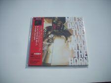 MILES DAVIS  / THE MAN WITH THE HORN - JAPAN CD MINI LP
