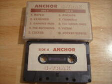 MEGA RARE PROMO Anchor DEMO CASSETTE TAPE Ivan de Prume WHITE ZOMBIE UNRELEASED