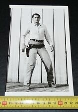 PHOTO CINEMA MGM 1956 WESTERN LA PREMIERE BALLE TUE GLENN FORD FASTEST GUN ALIVE