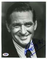 Rod Taylor Hand Signed Psa Dna Coa 8x10 Photo Autograph Authentic