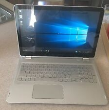 HP Envy 15.6 Inch x360 m6-105dx 2 in 1 i7-6500U, 8gb ram, Nvidia gtx 930, 1tb hd