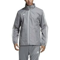 Adidas Men's Alphaskin Tiro Waterproof Windbreaker | Shopee