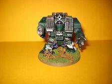 Dark Angels - gut bemalter Cybot - well painted Venerable Dreadnought