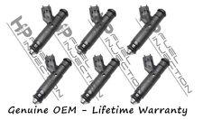 Rebuilt Genuine Siemens Fuel Injector Set OEM 04861238AA Chrysler Dodge 3.8L