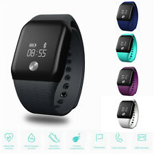 OLED Reloj Inteligente Pulsera Deporte Bluetooth Smart Watch para IOS Android