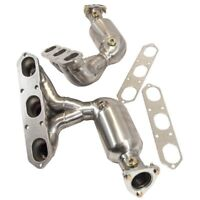 Porsche Boxster Cayman 987 2005-2008 Performance Manifolds w/ 200 Cell Catalytic