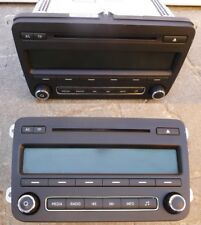 Original Skoda Radio CD MP3 SKODA FABIA II SWING MP3 5J0035161C