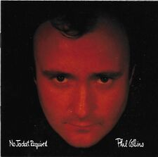 No Jacket Required by Phil Collins CD 1990 Atlantic Label