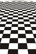 Black White Checked Floor Photo Backgrounds 5x7ft Studio Photography Backdrop