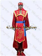 Dynasty Warriors 3 Zhou Yu Custom Made Cosplay Costume_commission957