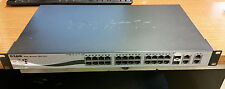 D-Link DES-1210-28P 24-Port 10/100 PoE Ethernet Network Switch