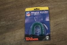 Wilson Nfl Adult Mouth Guard Green