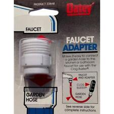 Oatey Faucet Adapter for the Oatey Clog Buster, 2Pack
