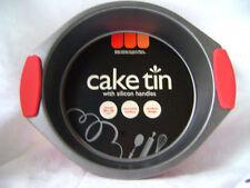 Moldes de hornear color principal rojo para tartas y bizcochos