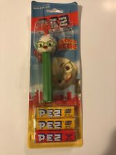 PEZ Dispenser - Disney - Chicken Little - Lime Green Stem 5 in. (New, Sealed)