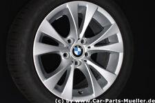 5 5' 5er BMW E60 E61 xDRIVE xi xD ALUFELGEN V-SPEICHE 277 RADSATZ KOMPLETTRÄDER