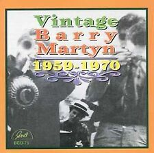 Martyn, Barry-Vintage Barry Martyn 1959-70 CD NEW