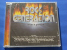 Rock generation love & peace - 2CD SIGILLATO