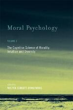 Moral Psychology: The Cognitive Science of Morality: Intuition and Diversity (M