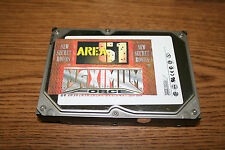 AREA 51 MAXIMUM FORCE REPLACEMENT HARD DRIVE FOR ARCADE GAME TESTED WORKING