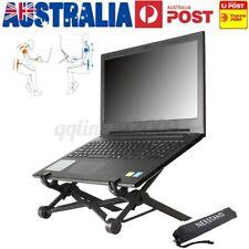 Nexstand K2 Adjustable Portable Folding Laptop Notebook Desk Stand Mount Holder - Black