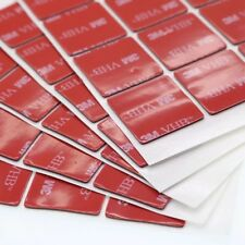 20x Double-Sided 3M Self Adhesive Sticker Sticky Pads  25x25mm