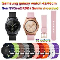 Watch Band Bracelet Strap For Samsung Galaxy Gear S3 Frontier 42mm 46mm Watch