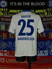 4.5/5 1.FC Saarbrücken adults size M #25 Bauer 2011 football shirt jersey trikot