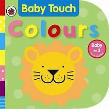 Baby Touch Colours by Penguin Books Ltd (Board book, 2008)-9781846469084-G044