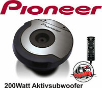 Pioneer TS-WX610 Active Subwoofer for Spare Wheel TSWX610 VW/ BMW/ Seat/ Skoda /