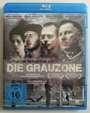 The Grey Zone Blu Ray, Die Grauzone (2001) Brand New But Not Sealed