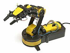 Brazo robótico con interfaz USB-programable-educación-Raspberry Pi