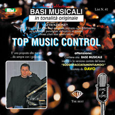 "BASI MUSICALI ""TOP MUSIC CONTROL"" VOL.41"