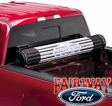 15 thru 17 F-150 OEM Genuine Ford Aluminum Hard Rolling Tonneau Cover 5-1/2' Bed